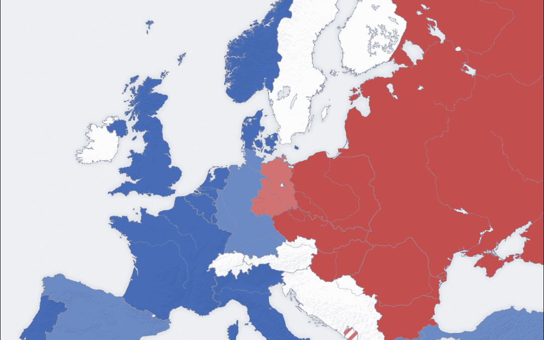 The Cold War: Causes, Major Events, and How it Ended