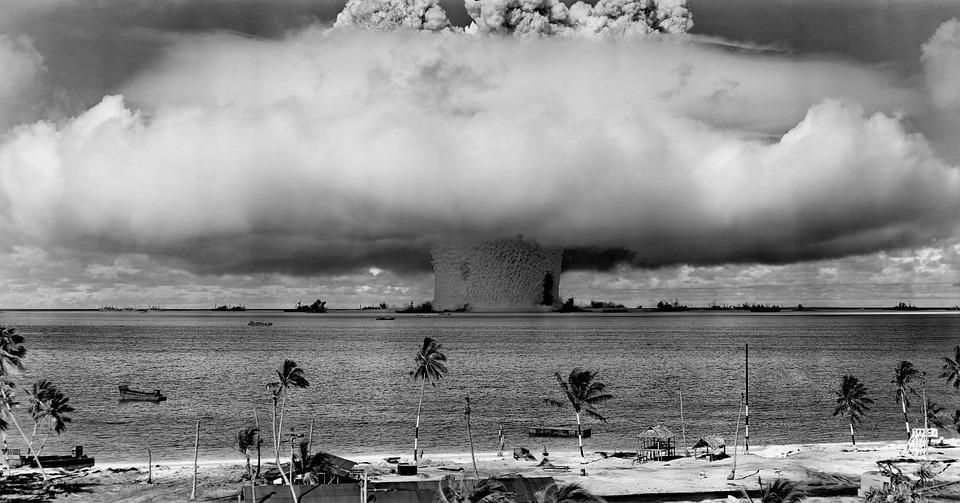 a history of the development of the atomic bomb Reads history  from the history of physics: the development of the  the political situation in the world made the development of the atomic bomb.