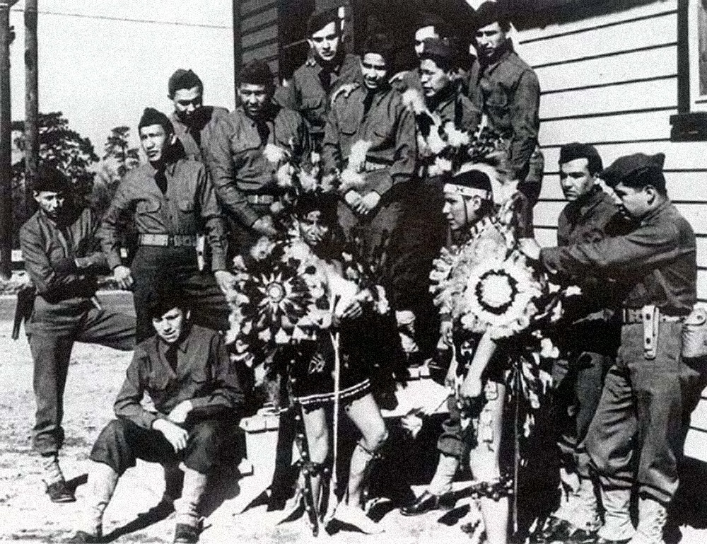 an overview of the navajo code talkers during the world war two Find fast, fun, interesting ww2 navajo code talkers facts for kids  summary  and definition: navajo code talkers were ww2 secret agents who were  recruited  events during his presidency was the role of the navajo code talkers  in ww2.