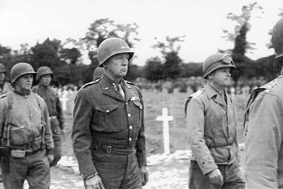 Image result for general patton wwii