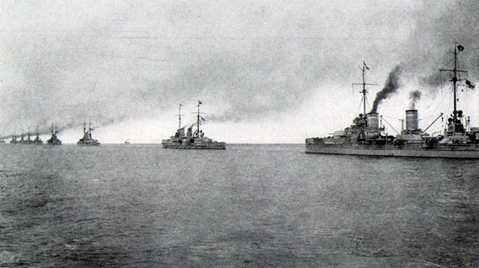 German Navy During World War Two