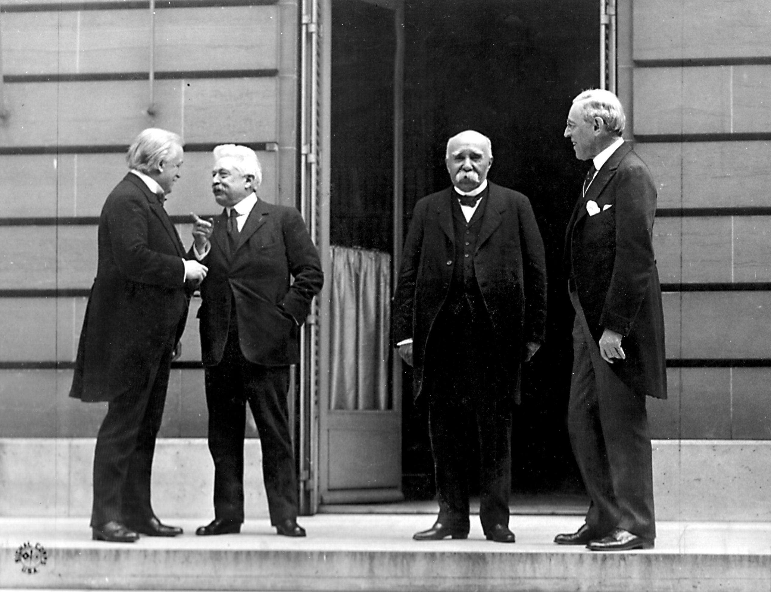 World War 1 and Woodrow Wilson - History