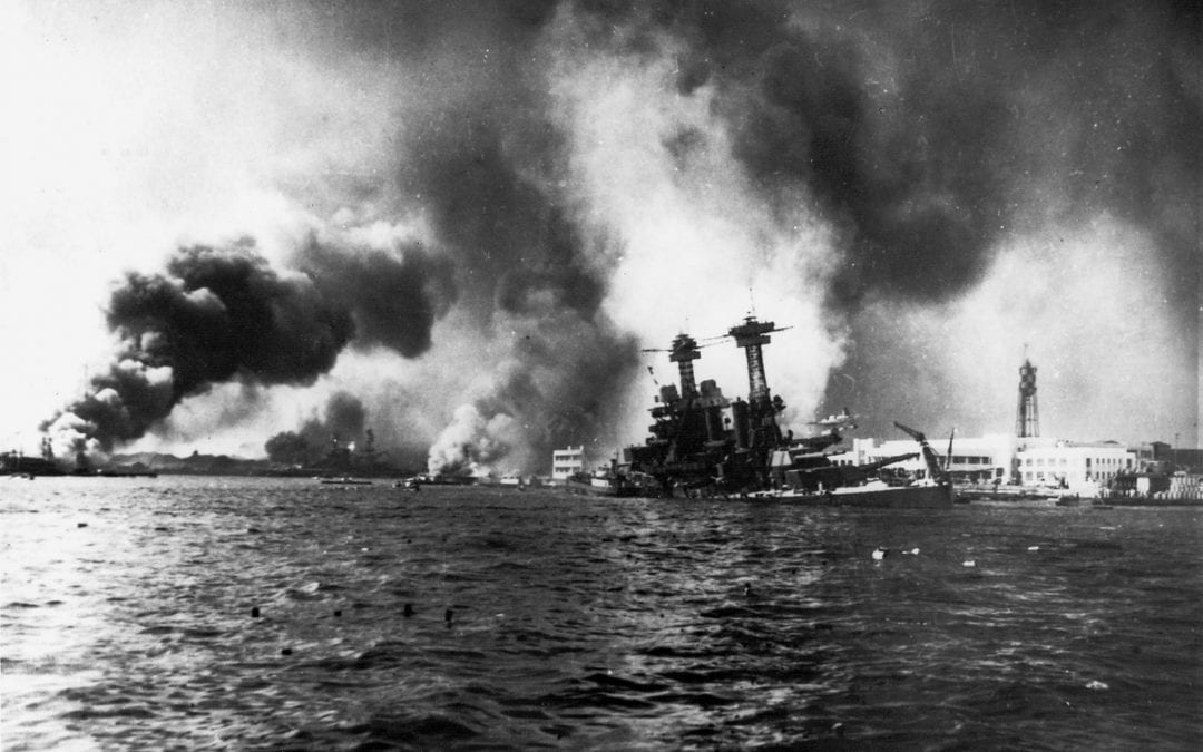 Pearl Harbor: Operation Snow