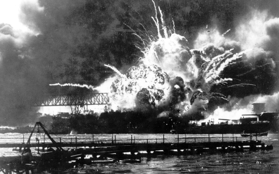 Who Attacked Pearl Harbor and Why: America's Search for Scapegoats After the Attack