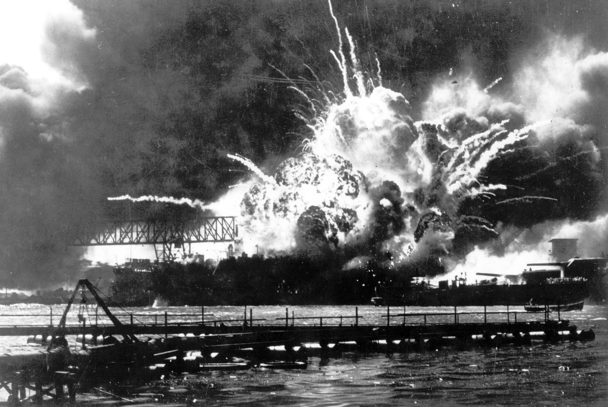Image result for the attack on pearl harbor