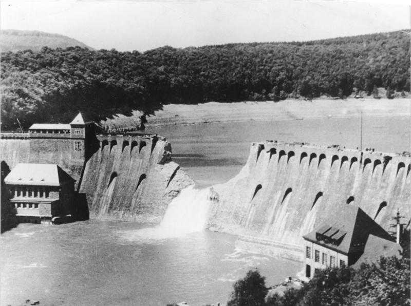 Image result for busting eder dam
