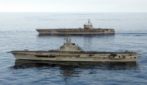 russian aircraft carriers