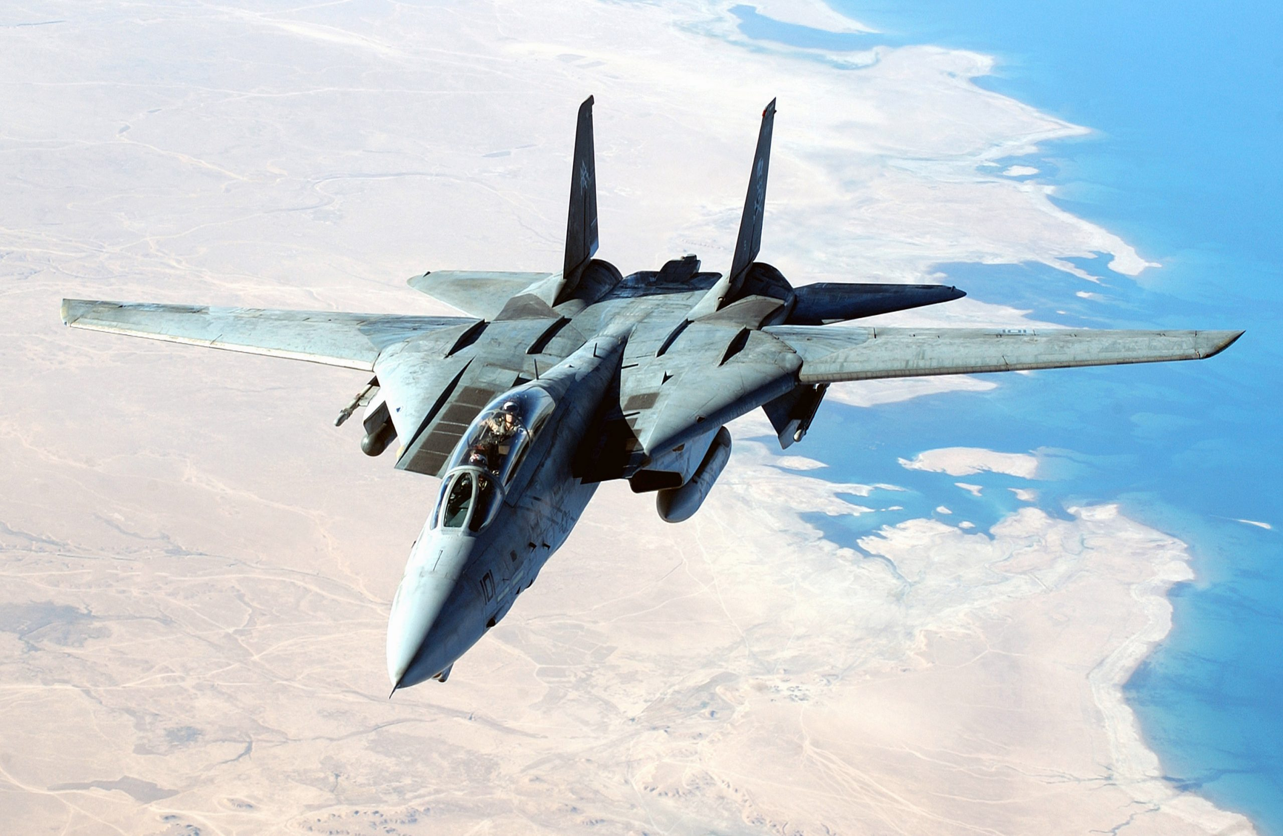 F-14 Tomcat: The Supersonic Fighter - History