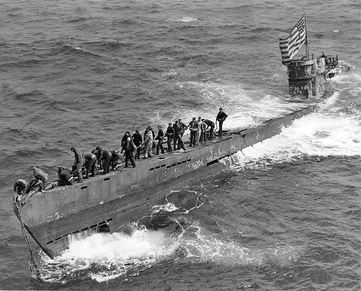 U-505: The German Submarine Captured in 1944 - History