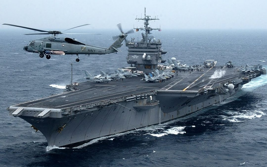 USS Enterprise (CVN-65): The Linchpin of the Pacific