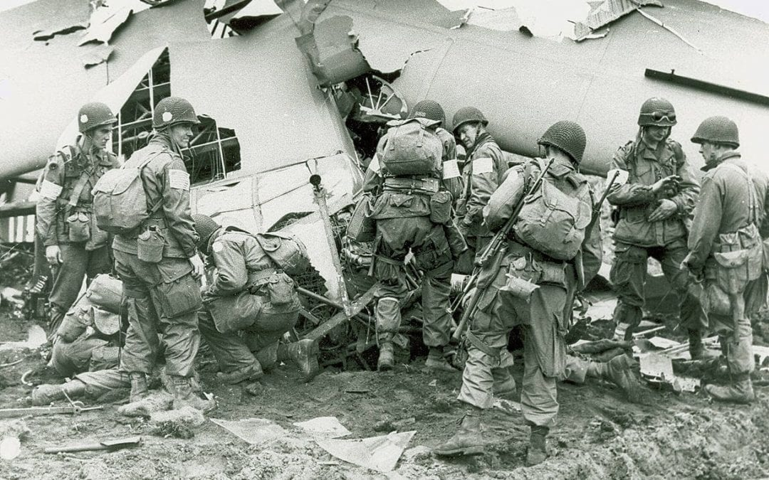 101st Airborne Division: Using Stealth on D-Day