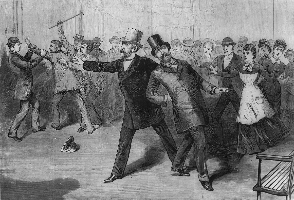The assassination of two presidents