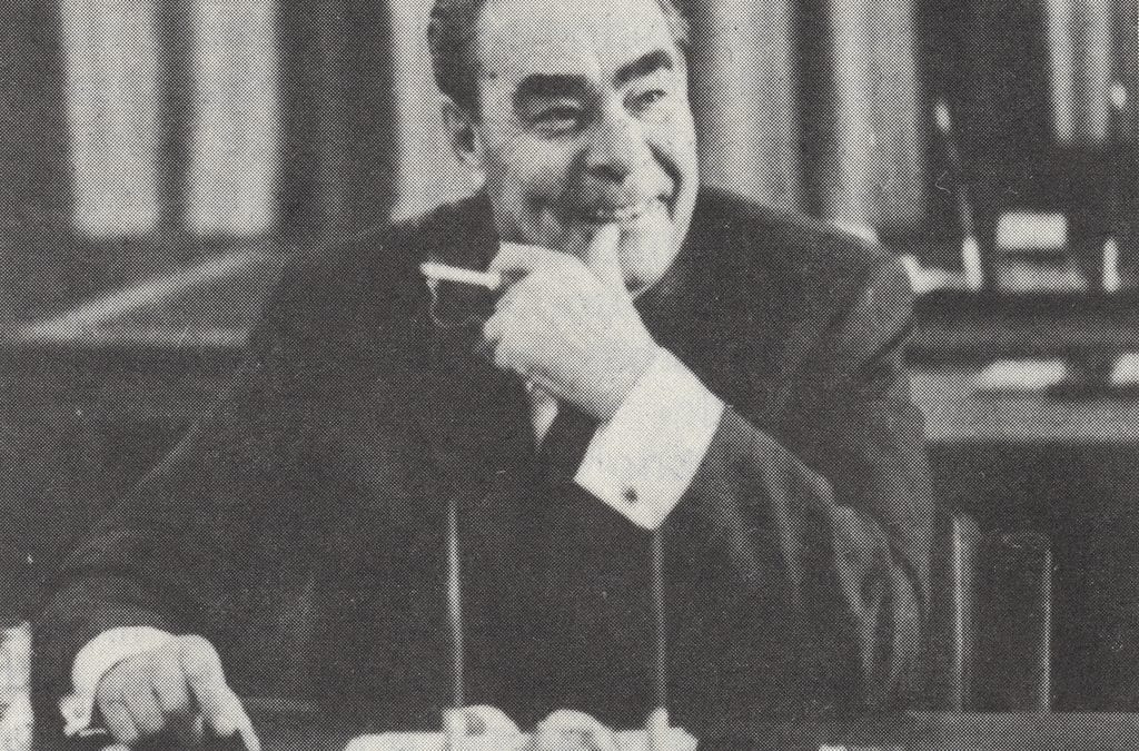 Leonid Brezhnev — Pushing For Cold War Victory