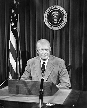 eisenhower presidency summary