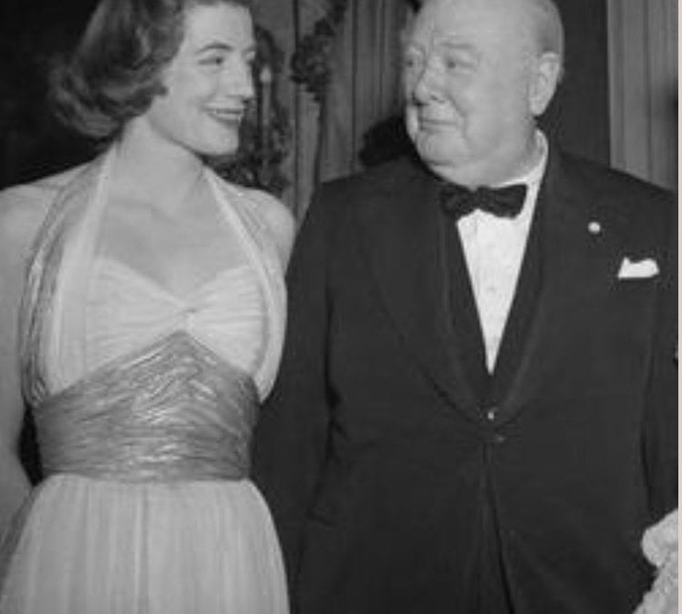 Sarah Churchill: Daughter of the Statesman, Ersatz Advisor