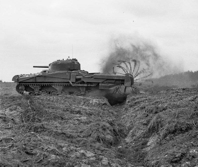 79th Armoured Division: Britain's Normandy Tank Force
