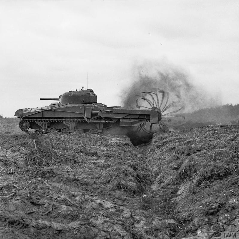 79th armoured division britain s normandy tank force history
