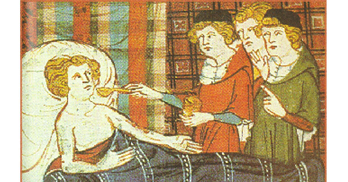 History of pain medieval tortures - 1 3