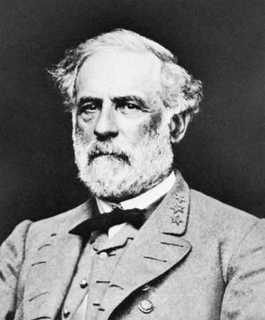 The life and military career of robert e lee an american civil war general