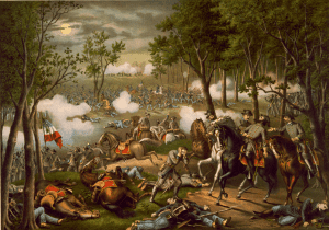 Battle of Chancellorsville Casualties