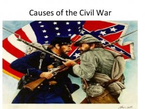 Civil War Causes