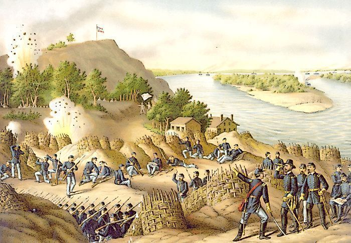 Battle of Vicksburg Significance