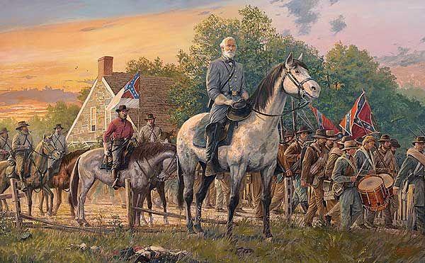 How Robert E. Lee Lost the Civil War