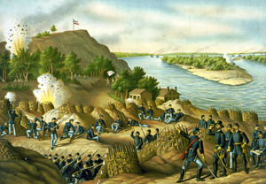 Vicksburg Battle