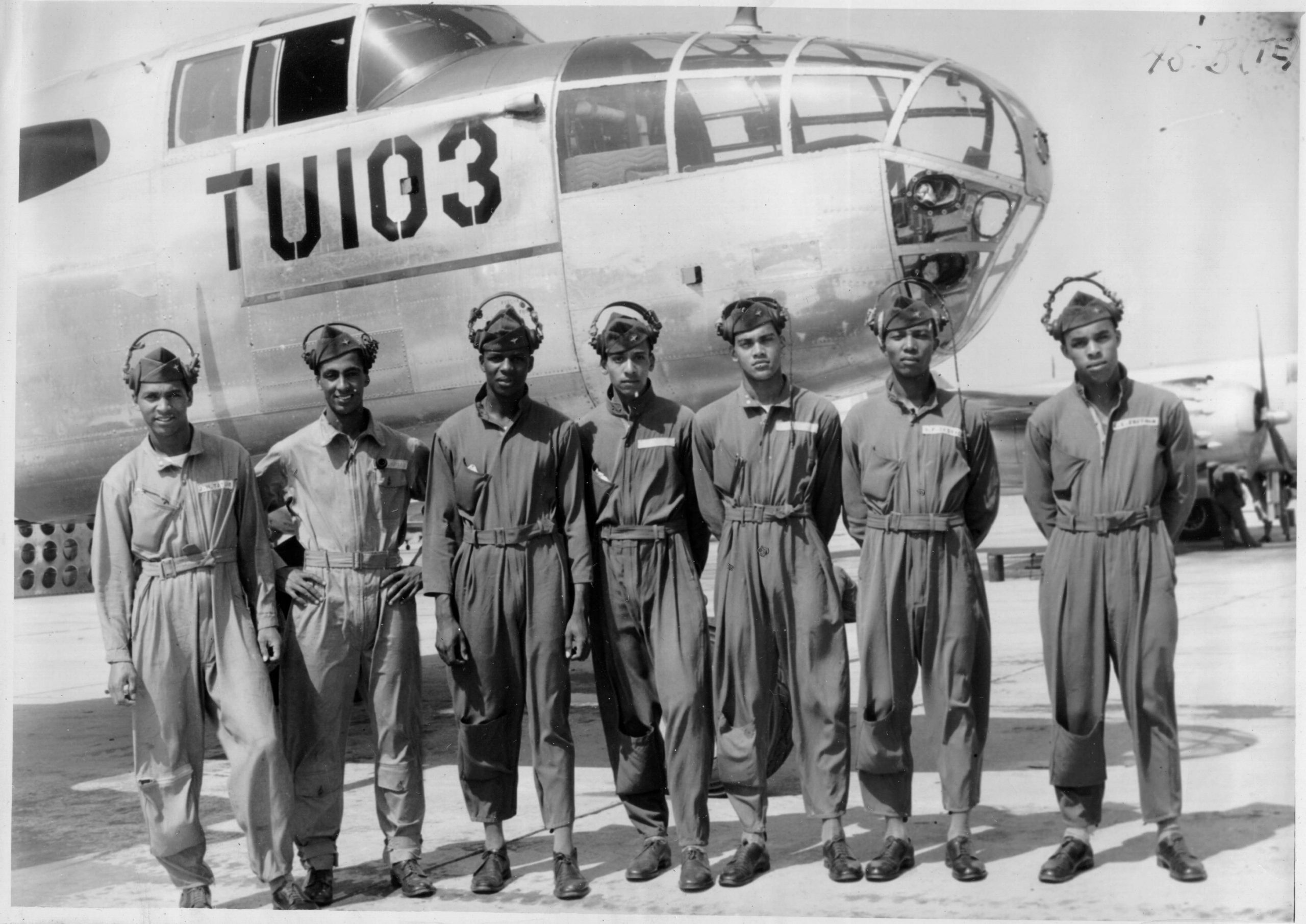 tuskegee airmen definition