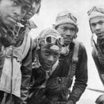 black pilots in ww2