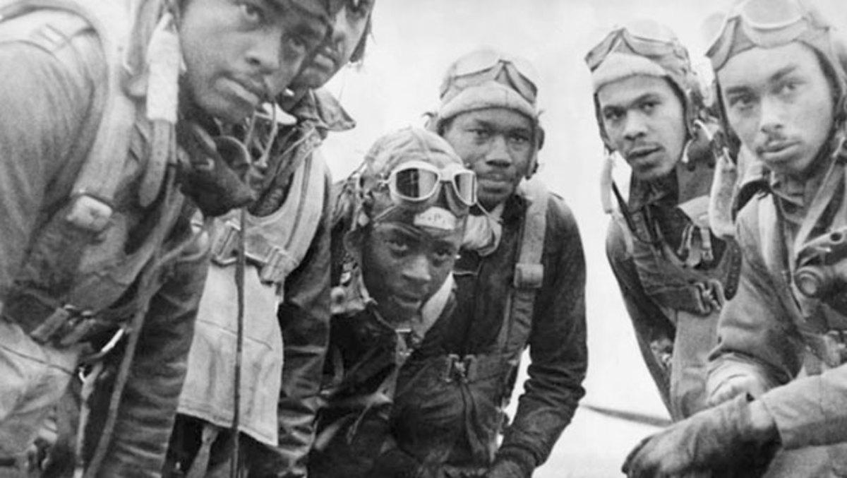 Black Pilots In Ww2 History