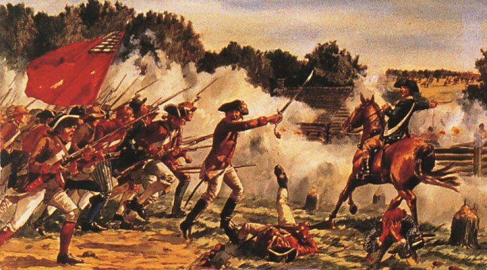 Battle of Saratoga Turning Point in the War