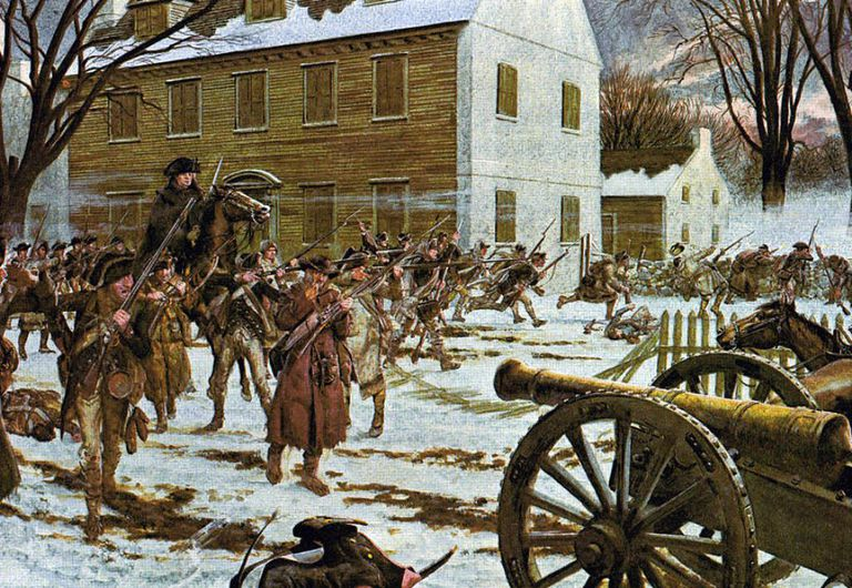Battle of Trenton Facts and Summary