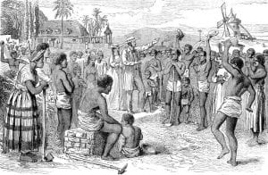 Abolition of Slavery in America