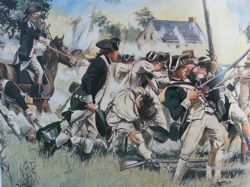 Battle of Rhode Island 1778 Key Battle 7