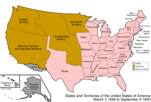 what happened in the compromise of 1850