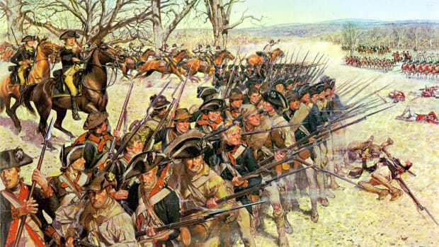 Cowpens Battle Summary Facts History