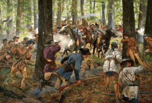 King's Mountain Battle American Revolution Facts