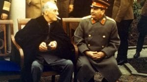 How Did FDR Get to Yalta