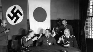 Were Germany and Japan Allies in WW2