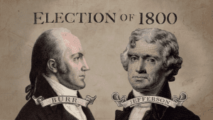 Election of 1800 Significance