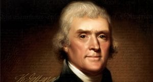 Thomas Jefferson's First Retirement