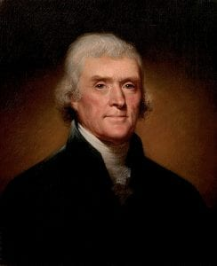 Thomas Jefferson: American Diplomat